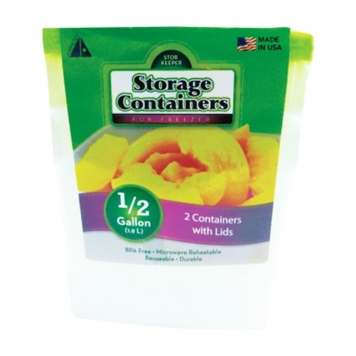 Arrow Plastic Stor Keeper 2 pack Storage Containers (45)