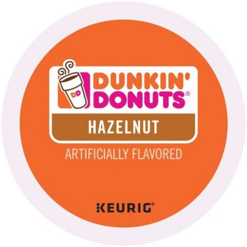 Keurig K-Cup Dunkin Donuts Hazelnut Coffee, 96 Count