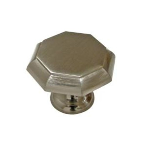 Richelieu Hardware 1-3/16 in. Brushed Nickel Cabinet Knob