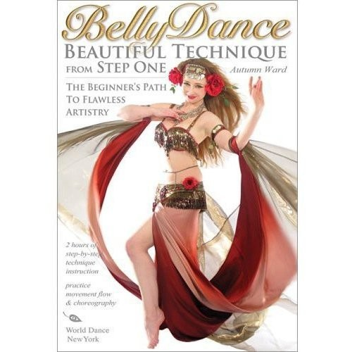 BellyDance: Beautiful Technique from Step One [DVD]