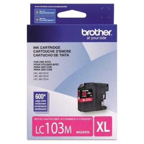Brother LC103M Innobella High Yield Magenta Ink Cartridge