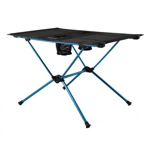 Helinox Camp Table [Black/Blue, One Size] [color_name: Black/Blue size_name: One Size]