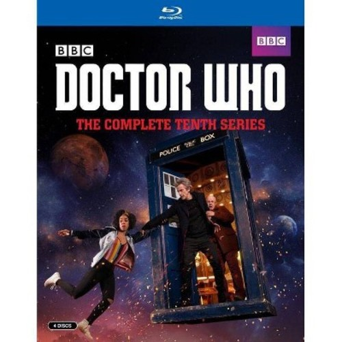 Doctor Who:Complete Series 10 (Blu-ray)