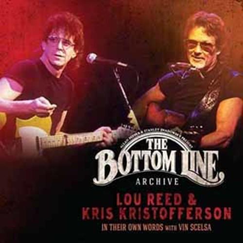 Bottom Line Archive Seri Reed,Lou / Kristofferson