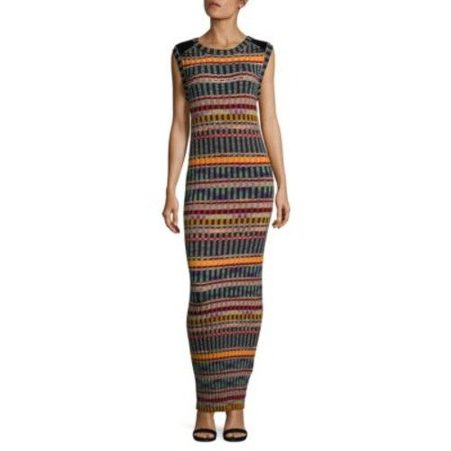 MISSONI Wool Knit Maxi Dress