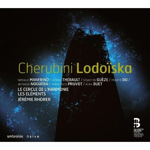 Lodoiska (W/Book) - w/Book - CD