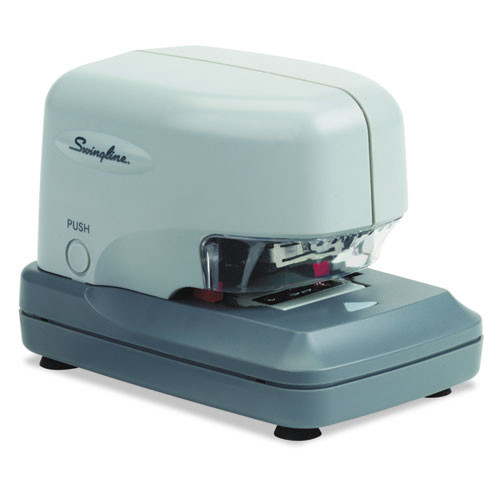 Swingline High-Volume Electric Stapler, 30-Sheet Capacity, Gray