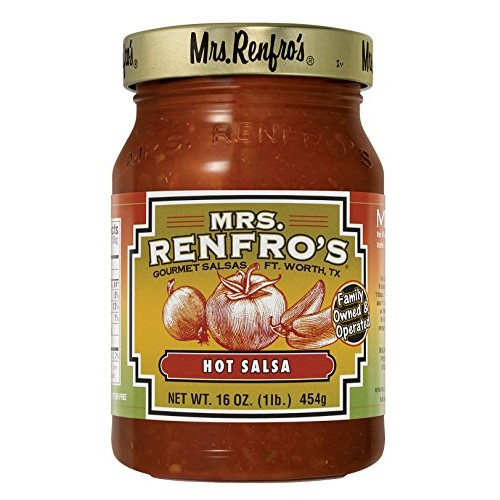 Mrs. Renfro's Hot Salsa [single pack]