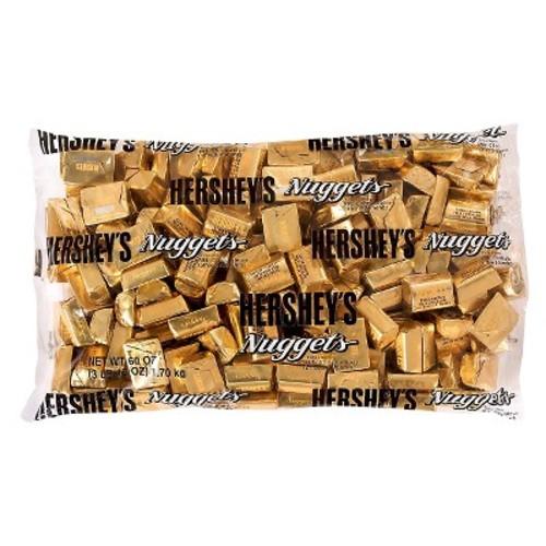 Hershey's Nuggets Milk Chocolate with Toffee & Almonds 60 oz