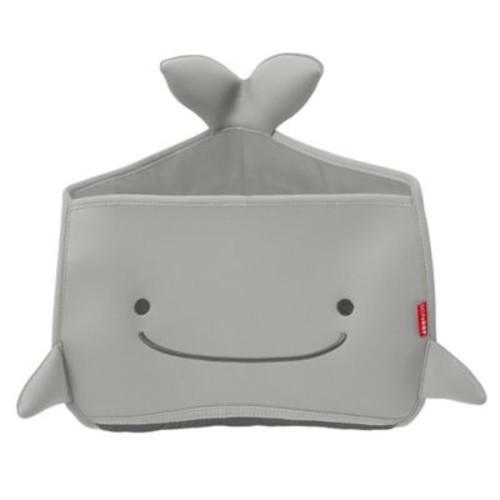 SKIP*HOP Moby Corner Bath Organizer in Grey