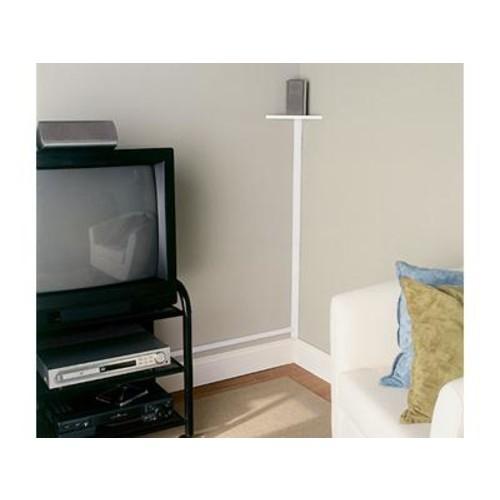 Wiremold CornerMate Cord Organizer (CMK40) Conceal audio/video cables in a corner
