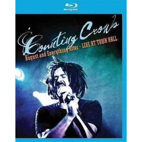 August and Everything After: Live From Town Hall (Blu-ray Disc)