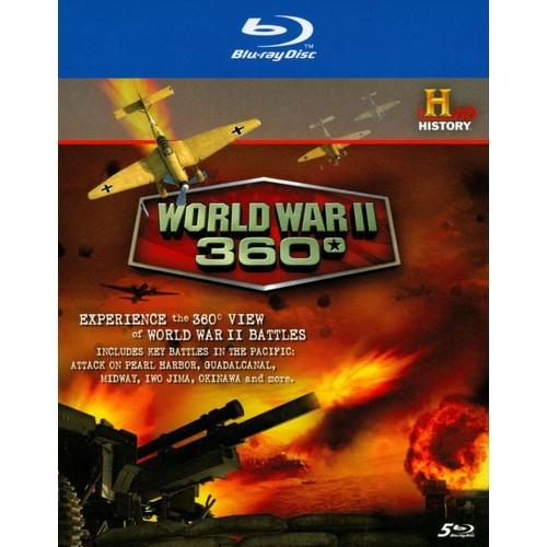 World War II 360 [5 Discs] [Blu-ray]