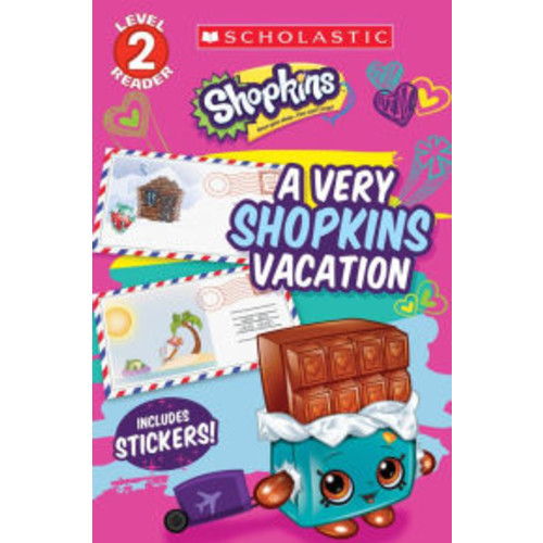 A Very Shopkins Vacation (Shopkins)
