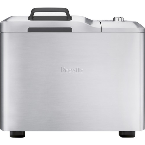 Breville - the Custom Loaf Bread Maker - Stainless Steel