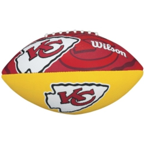 Wilson Kansas City Chiefs Junior Football