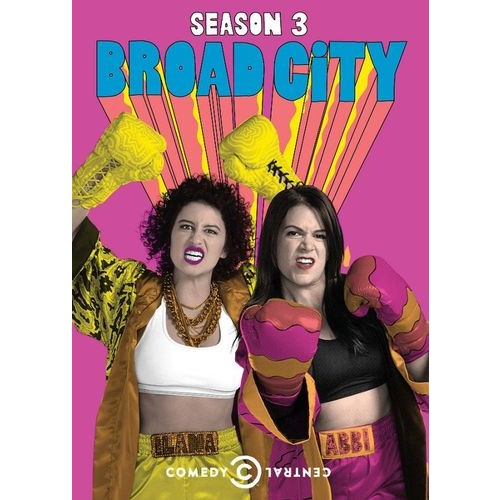 Broad City: Season Three [2 Discs] [DVD]