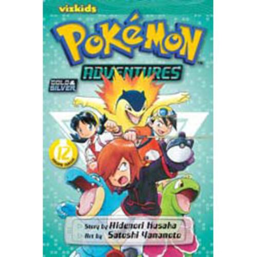 Pokemon Adventures - Volume 12