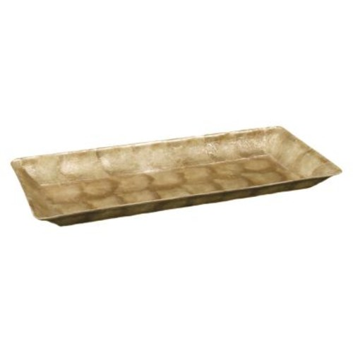 Dekorasyon Capiz Rectangular Tapered Tray