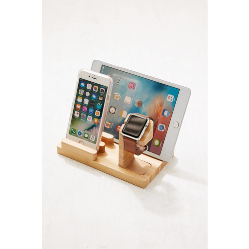 Wooden Multi-Device Charging Dock [REGULAR]