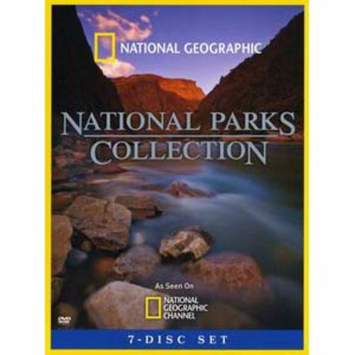 National Geographic: National Parks Collection [7 Discs]