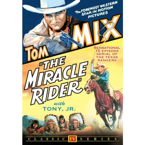 The Miracle Rider: Tom Mix, Charles Middleton, Joan Gale: Movies & TV