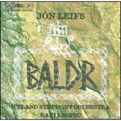 Jn Leifs: Baldr By Iceland Symphony Orchestra (Audio CD)