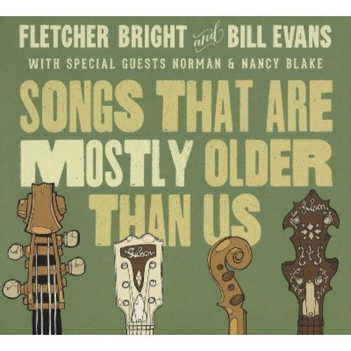 Songs That Are Mostly Older Than Us [CD]