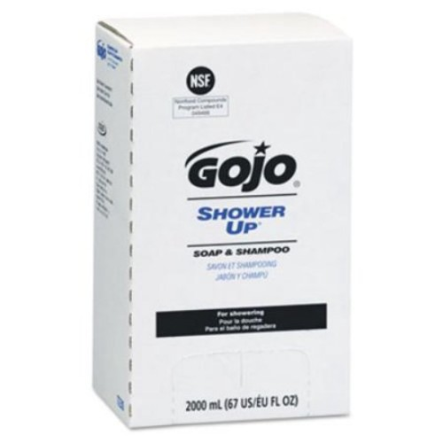 Gojo Shower Up Soap & Shampoo GOJ7230