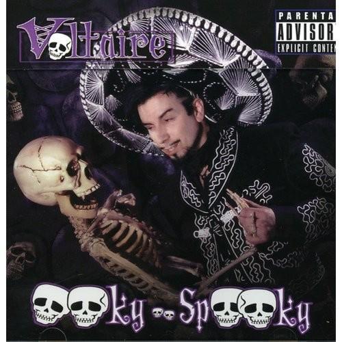 Ooky Spooky [CD] [PA]