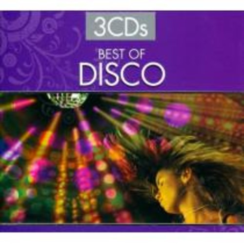 The Best of Disco [Sonoma] [CD]