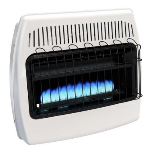 Dyna-Glo 30,000 BTU Blue Flame Vent Free Natural Gas Wall Heater