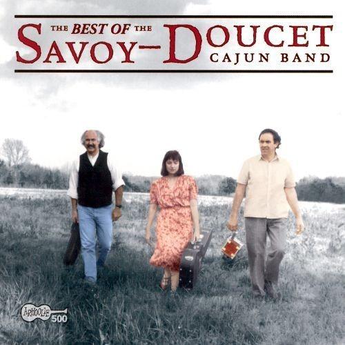 Best Of Savoy Doucet Cajun Band CD (2002)
