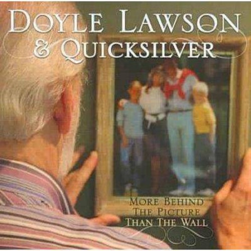 More Behind the Picture Than the Wall [CD]