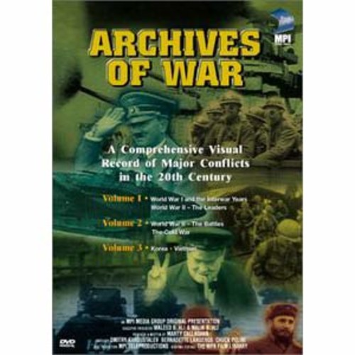 Archives of War - Three Volume Set [3 Discs]