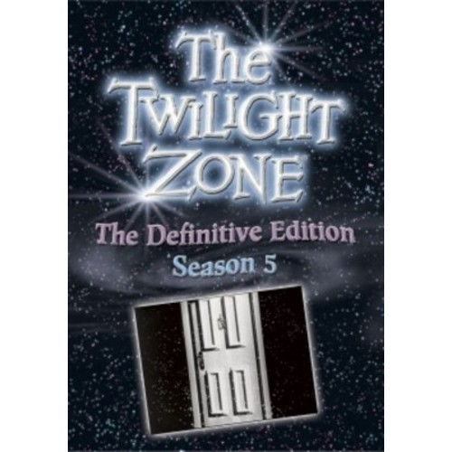 The Twilight Zone: The Complete Fifth Season (DVD)