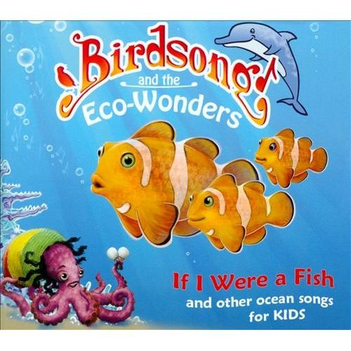 If I Were a Fish (And Other Ocean Songs for Kids) [CD]