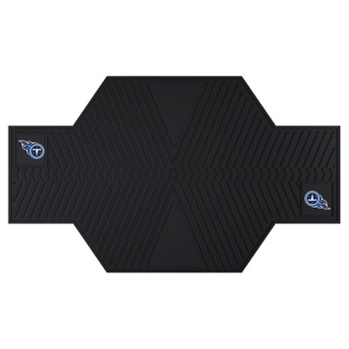 FANMATS NFL - Tennessee Titans Motorcycle Utility Mat