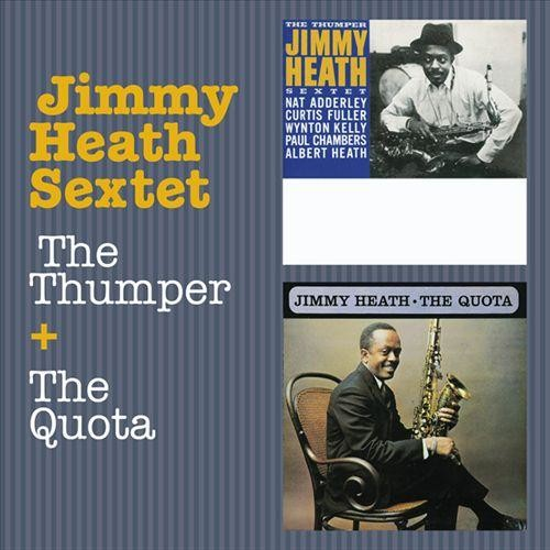 The Thumper + The Quota [CD]