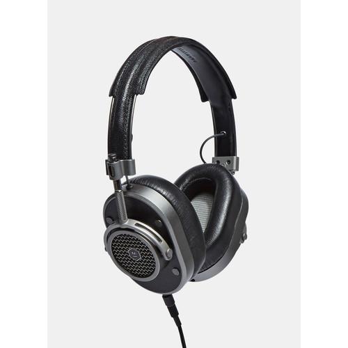 Master & Dynamic MH40 Over Ear Headphones in Gunmetal