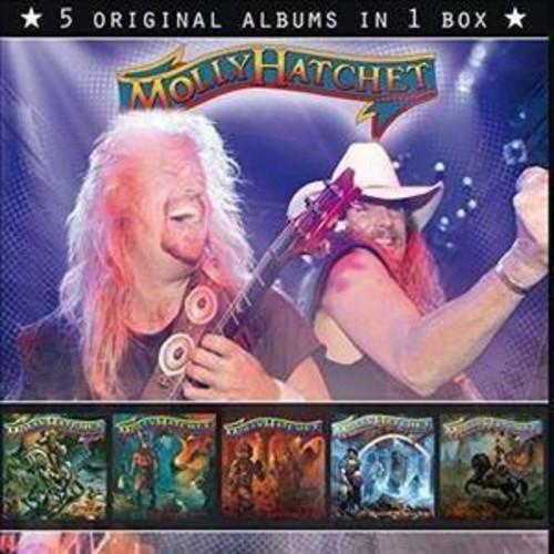 Molly Hatchet - 5 In 1 Boxset (CD)