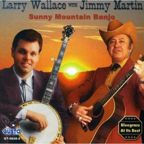 Sunny Mountain Banjo [CD]