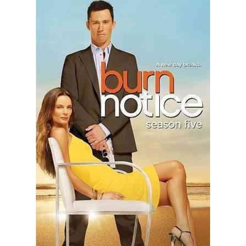 Burn Notice: Season 5 (DVD)