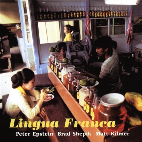 Lingua Franca [CD]