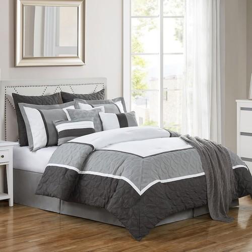 VCNY Thompson 10-piece Comforter Set