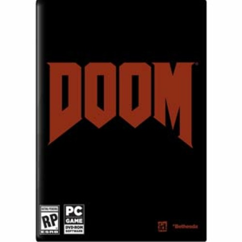 DOOM - PC - DVD - ROM