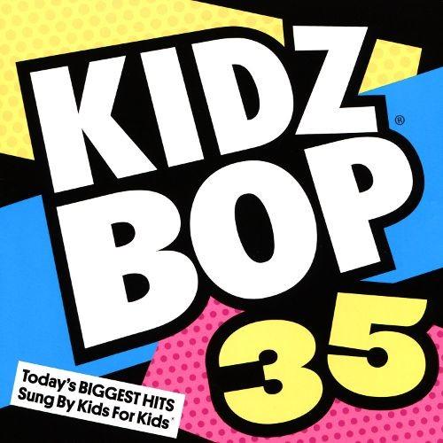 Kidz Bop 35 Soundtrack CD