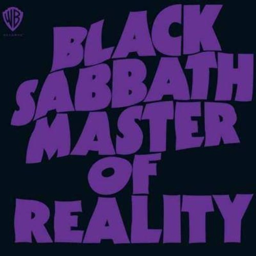 Black sabbath - Master of reality (CD)