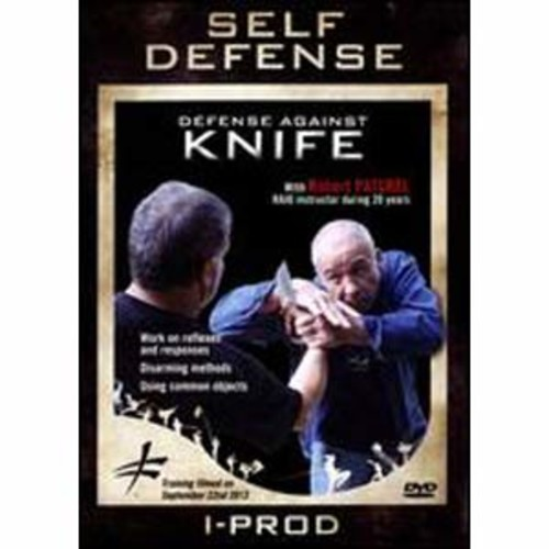 Robert Paturel: Self Defense Against Knives