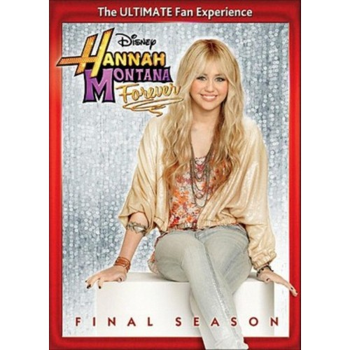 Hannah Montana: Forever - The Final Season [2 Discs] [With 28-Page Tribute Book]